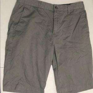 Volcom short gray color